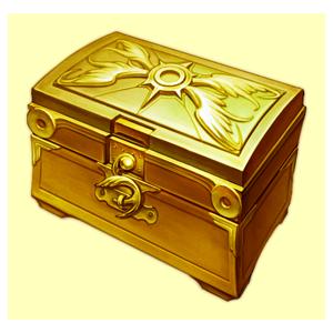 행운의 강화석 상자