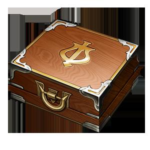 행운의 마석 상자