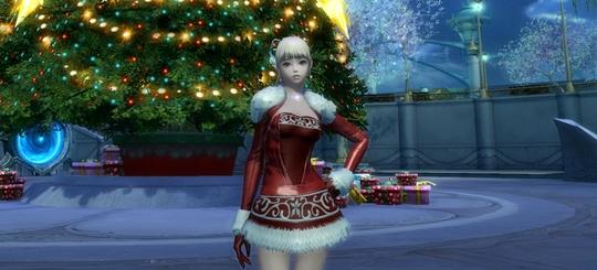 2014년 크리스마스 이벤트, 전설의 눈덩이를 찾아서!