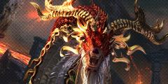 최초의 봉인, 화룡