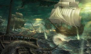 해상 전투 작전