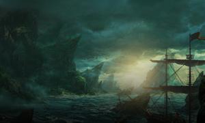 거대한 운명의 서막: 잊혀진 섬