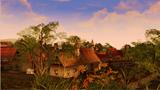 멋진 아덴월드의 풍경