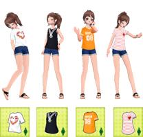 미리 준비하는</br>시원한 여름 패션!