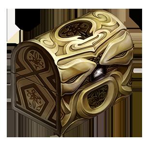 오림의 장신구 마법주문서 상자