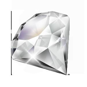 디멘션 다이아몬드 50개