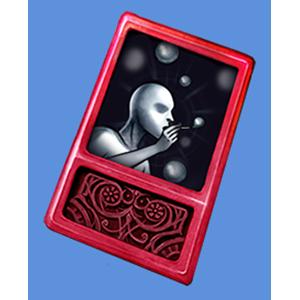 [행위예술 카드] 비눗방울 날리기