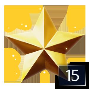 [자쿠룽] 로다스의 황금 별