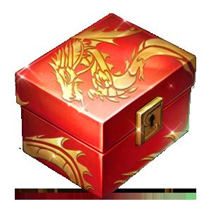 드래곤의 성장 물약 상자
