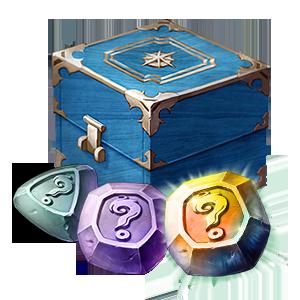 [마스터] 빛나는 스티그마 상자 1개