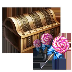 [마스터] 화이트데이 무기 상자