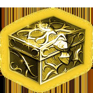 드래곤의 금빛 유물 상자 (단품)