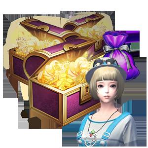 뽀삐의 마법 상자 초대형 패키지