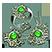 축복받은 폴리네의 카데이라 액세서리 상자(30일)