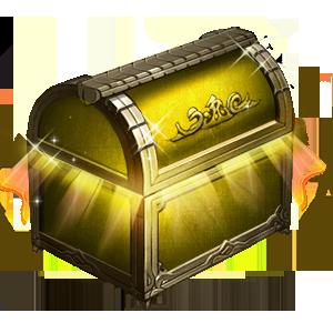 영웅의 유물 상자 단품