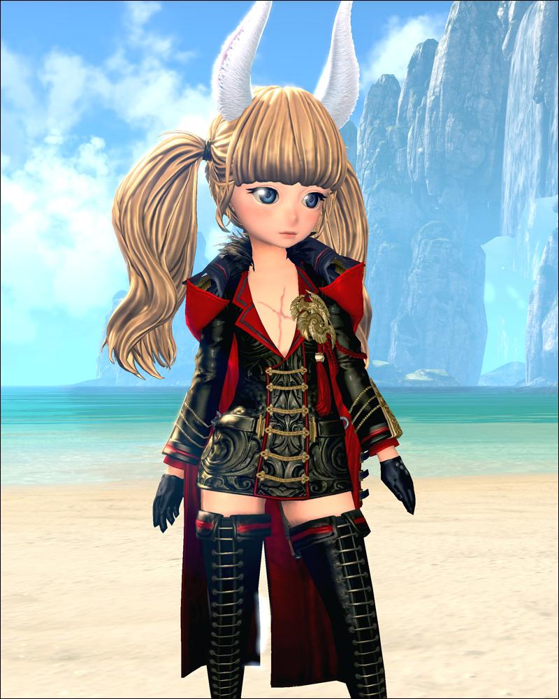 cosplay Lanarain full video pink pirate