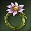 연꽃잎 반지