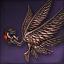 홍문파의 흑조 깃털
