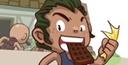 초콜릿을 훔쳐간 몬스터를 잡아라!