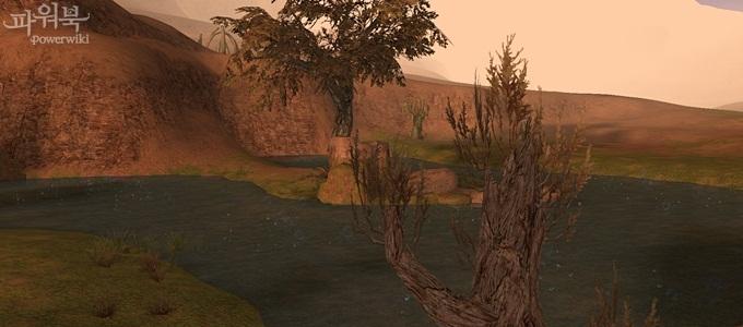 蜃気楼の丘