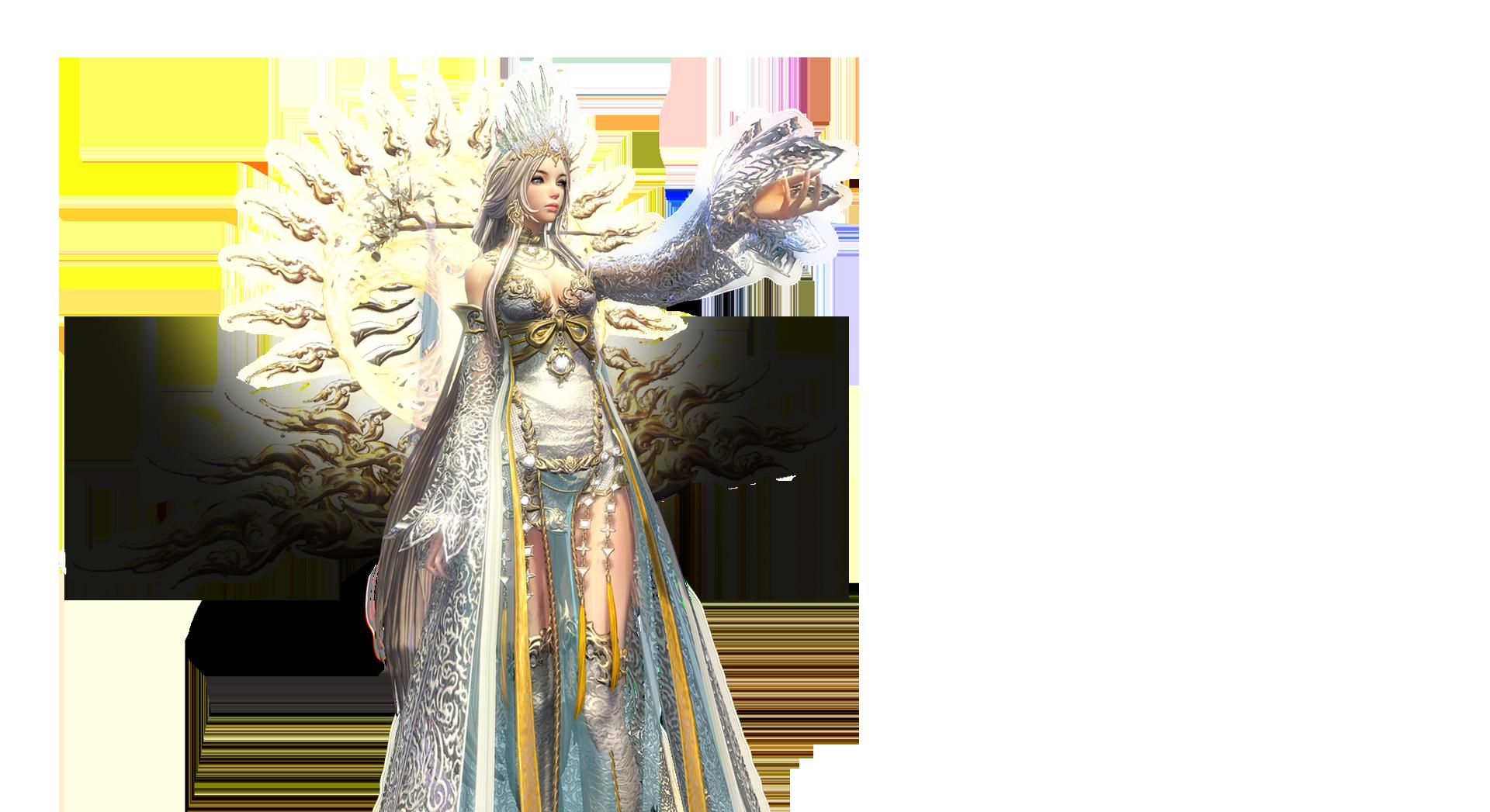 천녀 오비연 캐릭터